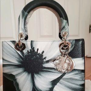 Lady Dior Medium Flower Limited Edition